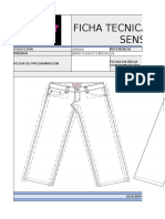 Ficha Tecnica Jeans 2