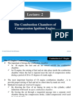 Lec 2.the Combustion Chambers of C I E