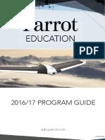 Parrot Education Guide