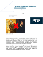 As Sagradas Imagens são Idolatria - PERGUNTA.docx