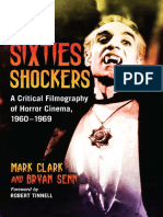 Sixties Shockers; A Critical Filmography of Horror Cinema, 1960-1969