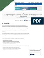 Guia Prático Para o Desenvolvimento de Aplicações C# Em Camadas - 01
