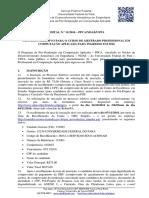 PS 2016 Edital 11 - Ampla Concorrência