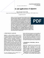Ertesvag & Valla (1997) Biosynthesis & Aplitactions of Alginates