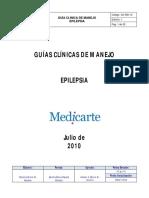 GC MD 10 Epilepsias