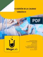 Manual Megalab