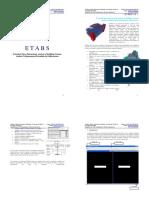 Manual de ETABS