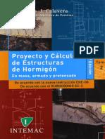 CF-Proyecto y Cálculo de Estructuras de Hormigón Tomo II - J. Calavera - CivilFree.com