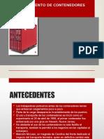 Expo Reglamento de Contenedores