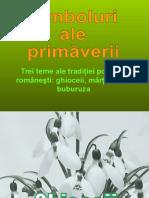 Simbolurile Primaverii