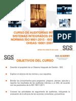Sistemas de Gestión HSEQ Norma V2015