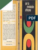 Fanon, Frantz - Por La Revolución Africana, Ed. F.C.E., 1965