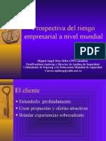 Prospectiva Del Riesgo rial