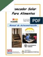 Desecador Solar de Alimentos