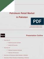 Kalim a. Siddiqui, Byco Petroleum. Petroleum Retail Market in Pakistan