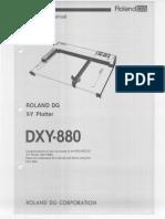 RolandDG-DXY880OCR