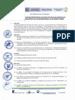 Directiva Del Plan de Recuperación de Las Horas Efectivas de Clases en Las II.ee. (1) (1)