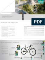 Bike-line Pflege Guide Eng