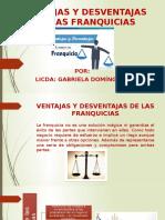 Ventajas y Desventajas de Las Franquicias Librada 160212230709