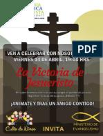 Ppt Culto Viernes Semana Santa