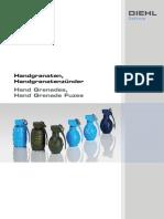 DIEHL Defence - Handgranaten 2016