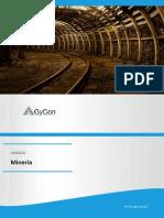 Brochure Unidad Mineria