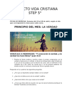 PROYECTO-LAVERDAD-STEP 5 °