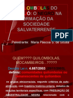 Quilombolas Do Marajó