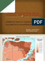 Narrativas orais Quilombolas