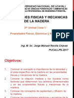 Propiedades Fisicas y Mecánicas Madera Unidad 2-1-2017 0 JMRCH en Rev