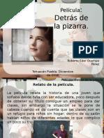 Detras de La Pizarra