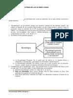 Escatología Curso Escuela Ministerial II