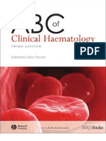 ABC of Clinical hematology