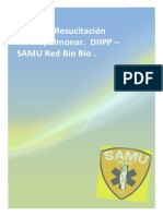 3.- Resicitación Cardiopulmonar - BLS y DEA