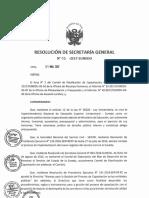 RSG 03-17 (Aprueba El PDP 2017)