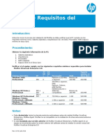 McAfee - Requisitos Del Sistema