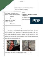 Class action lawsuit against LuLaRoe