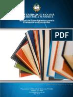 Manual de Ejecutorias de la Universidad de Panamá
