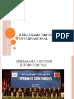 Bab 17. Kerjasama Ekonomi Internasional