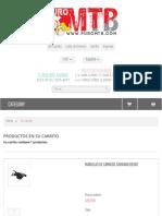 Carrito - PuroMTB - La Tienda #1 Del Ciclismo en Costa Rica