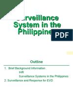 Surveillance Response Ev d