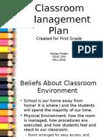 classroom mangement powerpoint