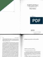 O Que é Justiça- Kelsen