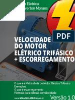 eBook Velocidade Do Motor