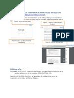 Gestión de La Información Modela Servqual