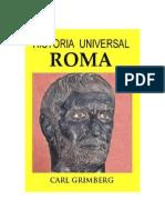 5266685 Historia de Roma Grimberg