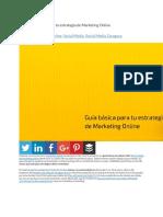 10 Claves Para Diseñar Tu Estrategia de Marketing Online