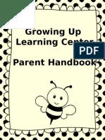 201 family handbook