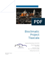 Bioclimatic Project Tlaxcala