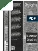 Bleichmar-Silvia - La construccion del sujeto ético.pdf